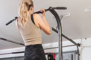 how to get your first pull up